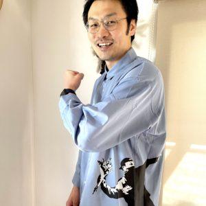 ぶるーと通信Vol159 バンクシー展へ-thumbnail